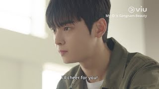 Catch lim soo hyang (kang mi rae) & cha eun woo (do kyung seok) in my id is gangnam beauty with subtitles on viu premium every sat sun, 12 hours after kore...