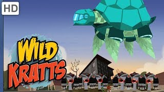 Wild Kratts 💥 Heroes vs. Villains: The Ultimate Creature Rescue Compilation | Kids Videos