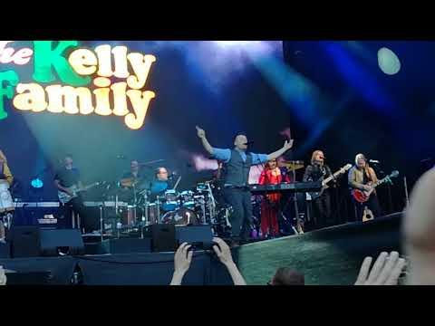 Kelly Family in Bad Segeberg 2018 Eröffnung