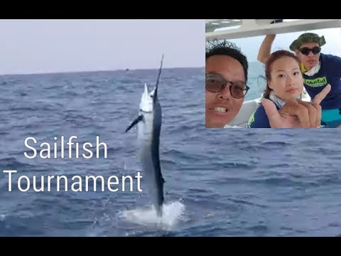 How To Catch Sailfish On Circle Hooks S6EP13 ONZZ Fishing Adventures (Rompin, Malaysia) Part 1