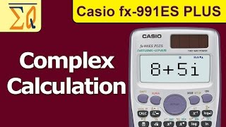 This video shows you how to do complex calculation using Casio FX-9...