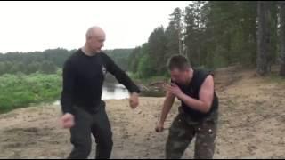 Ножевой бой  Система Спецназ  Вадима Старова