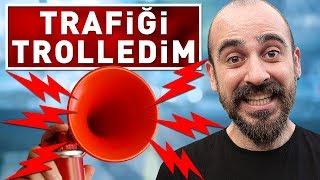 HAVALI KORNAYLA TRAFİĞİ TROLLEDİM !