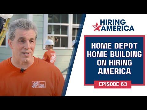 The Home Depot on Hiring America TV, Full Episode