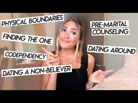 Physical Boundaries in Christian Dating | HOW FAR IS TOO FAR?? from YouTube · Duration:  17 minutes 56 seconds