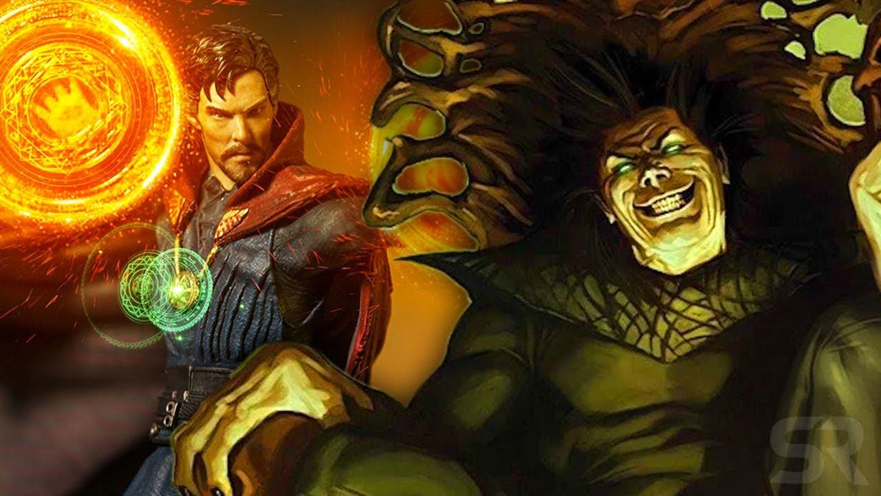 Who Is Nightmare? Doctor Strange 2 Villain Explained - YouTube
