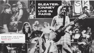 Sleater-Kinney - Surface Envy