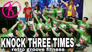 KNOCK THREE TIMES | retro groove fitness | Toots Ensomo with RGFI batch 22