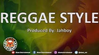 Reggae Style Instrumental 2019