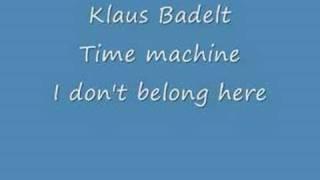 Time machine - I don