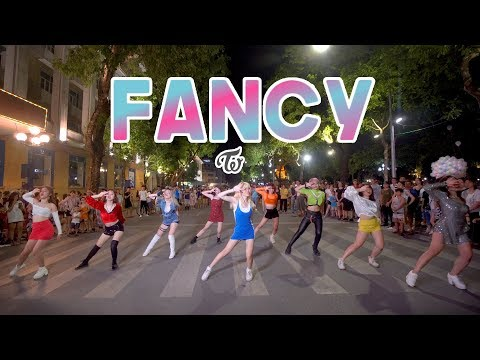 [KPOP IN PUBLIC] FANCY - TWICE (트와이스) Dance Cover By 17HEAT From Vietnam