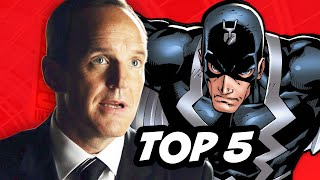 Agents Of SHIELD Season 2 Episode 9 - TOP 5 Moments