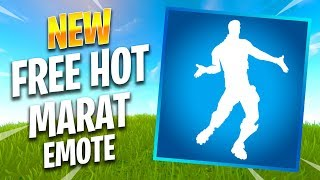 NEW FREE HOT MARAT EMOTE (WRECK IT RALPH) - Fortnite Best Moments & Fortnite Funny Moments #235