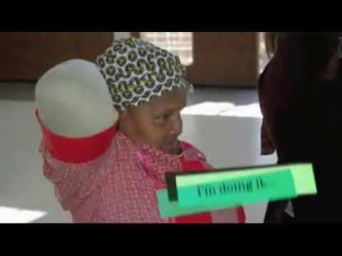 UFS B. Optometry students community project 2012 Bloemfontein, SA