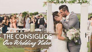 Emotional Wedding Vows: Jackie+Anthony