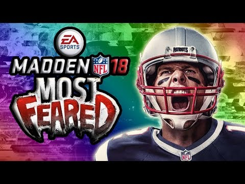 MADDEN 18 MOST FEARED - MUT PACK OPENING with The Crew