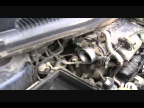 Town And Country Dodge >> Replace valve cover gaskets on 3.3l Dodge Caravan 2001 ...