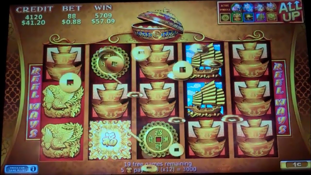 88 fortunes slot machine reviews