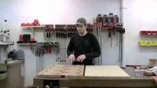 Butcher Block Countertop - Finishing Touches