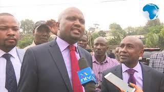 mps-moses-kuria-korir-blocked-from-seeing-jaguar-at-nairobi-area-police-station