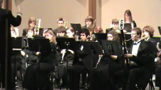 Puszta, Mvt. I - Norman North Wind Ensemble - 04/14/11