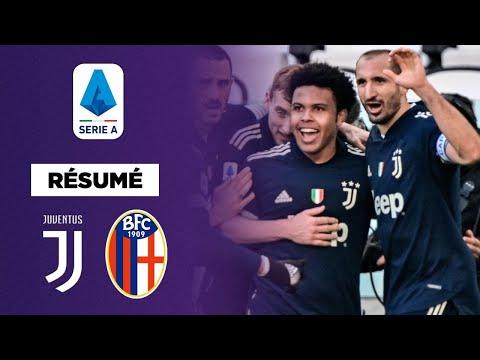 Résumé : La Juventus reprend sa marche en avant contre Bologne !