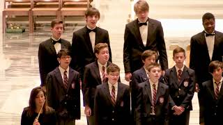 Raleigh Boychoir Tour Choir - Shenandoah - arr. Rollo Dilworth
