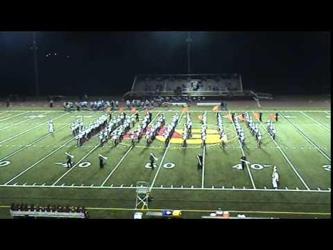 Avon Grove High School Marching Band Pregame 11/4/05
