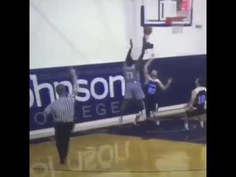 Joseph Burnett freshman highlights (Johnson College)