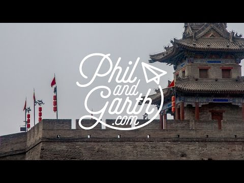 Experience Xi'an, China in 60 Seconds