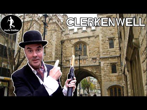 London Fun Facts Walking Tour - Clerkenwell & Smithfield