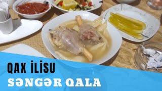Qax əhvalati - Səngər Qala restorani
