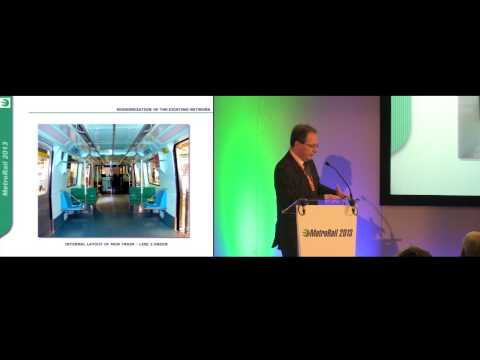 Expanding capacity and upgrading existing infrastructure - Mario Fioratti Filho - MetroRail 2013