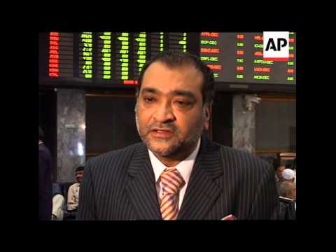 Stock exchange resumes trading after four months
