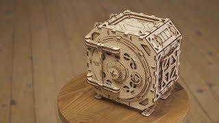 Механический сейф от Wood Trick
