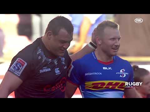 Super Rugby 2019 Round 18: Stormers vs Sharks