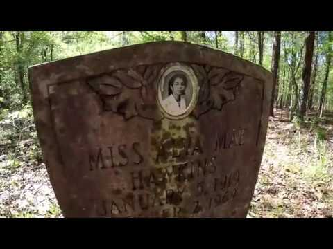 The Creepy and Sad Cemetery