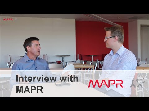 MapR  | Interview with its CEO & Co-Founder - John Schroeder