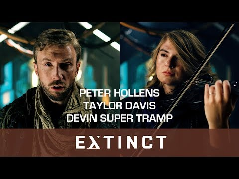 The Best TV Theme Song You've Ever Heard: Extinct - Peter Hollens, Taylor Davis, and DevinSuperTramp