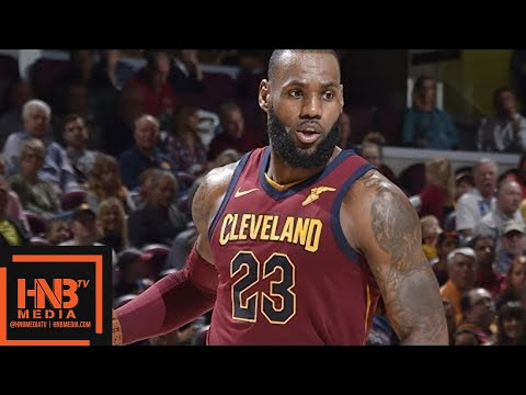Cleveland Cavaliers vs Charlotte Hornets 1st Half Highlights / Week 5 / 2017 NBA Season
