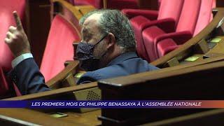 Yvelines | Les premiers mois de Philippe Benassaya à l'Assemblée nationale