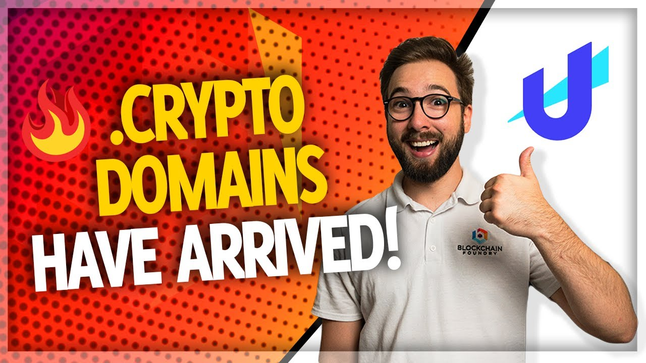 buy cryptocurrency domains
