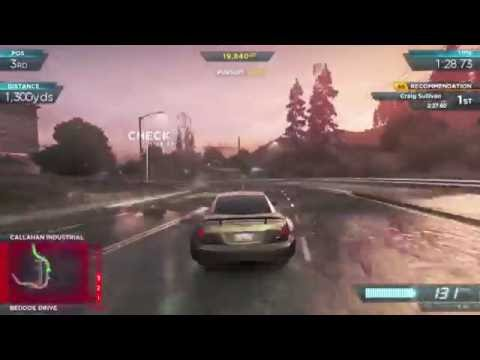 Need for Speed Most Wanted get low race