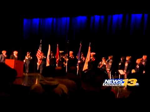Pikes Peak Community College celebrates veterans