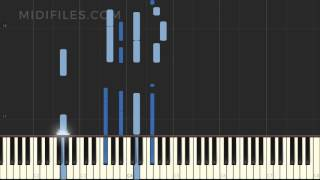 "HOW TO PLAY ""Chances Are"" ON YOUR PIANO ?"
