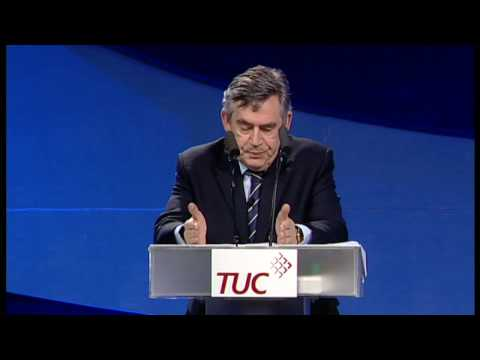 Gordon Brown defends his response to the financial crisis