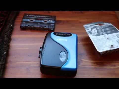 Best Portable Cassette Players – Buyer's Guide