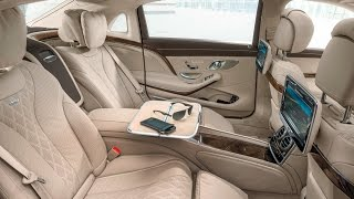 2016 Mercedes Maybach S600 S Class Full Review / Start Up / In Depth Review Interior Exterior