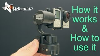3-Axis Wearable Gimbal: How it works & How to use it - GoPro Tip #575 | MicBergsma