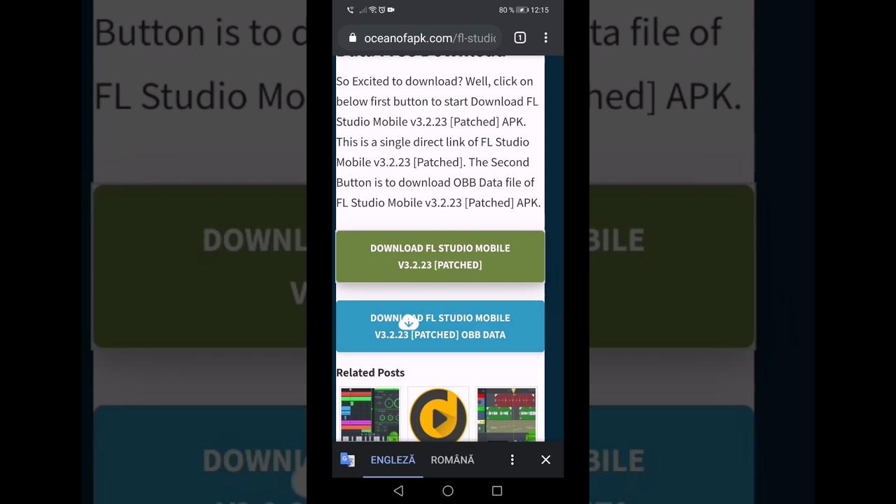 Tutorial despre cum sa descarci Fl Studio pe Android